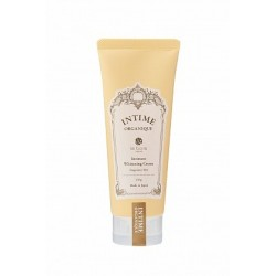 Intime Organique Осветляющий крем для деликатных зон Intimate Whitening Cream без запаха