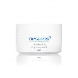 NESCENS Анти-эйдж маска для лица с липидовосполняющим биоидентичным комплексом