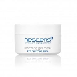 NESCENS Маска-гель для молекулярного восстановления кожи вокруг глаз