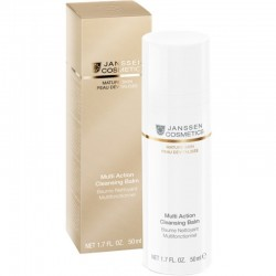 Janssen Мультифункциональный бальзам для очищения кожи / Multi Action Cleansing Balm, 50 мл