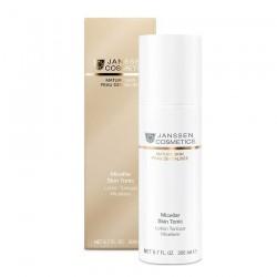 Janssen Мицеллярный тоник для всех типов кожи / Micellar Skin Tonic, 200 мл